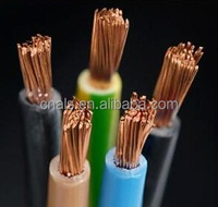 UL certificate copper conductor THHN THWN THW TW Electric wire