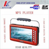 Digital LCD Screen Mp5 with fm radio video player KV-240