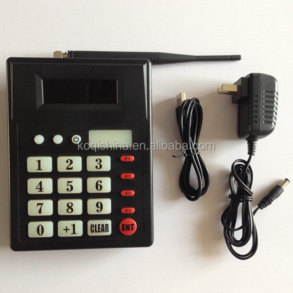 Best-selling for restaurant cafe hotel service K-999+K-300PLUS Kitchen Caller System