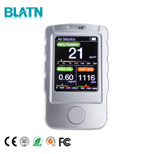 Multi-functional PM2.5/CO2/Formaldehyde Gas Detection Meter