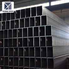 astm a500 rectangular hollow section metal tube steel pipe