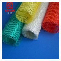 "4.5 oz 38""x150' coated fibre glass stucco netting mesh for USA"