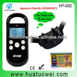 300 Meter Super Quality Remote Pet Traning Collar With LCD