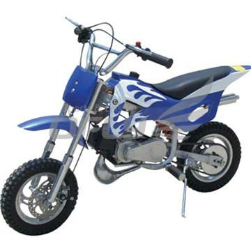 Gas-Powered Dirt Bike 49CC Engine DB0494