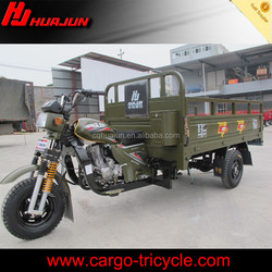 Huajun factory 3 wheel pickup truck/tricycle for cargo