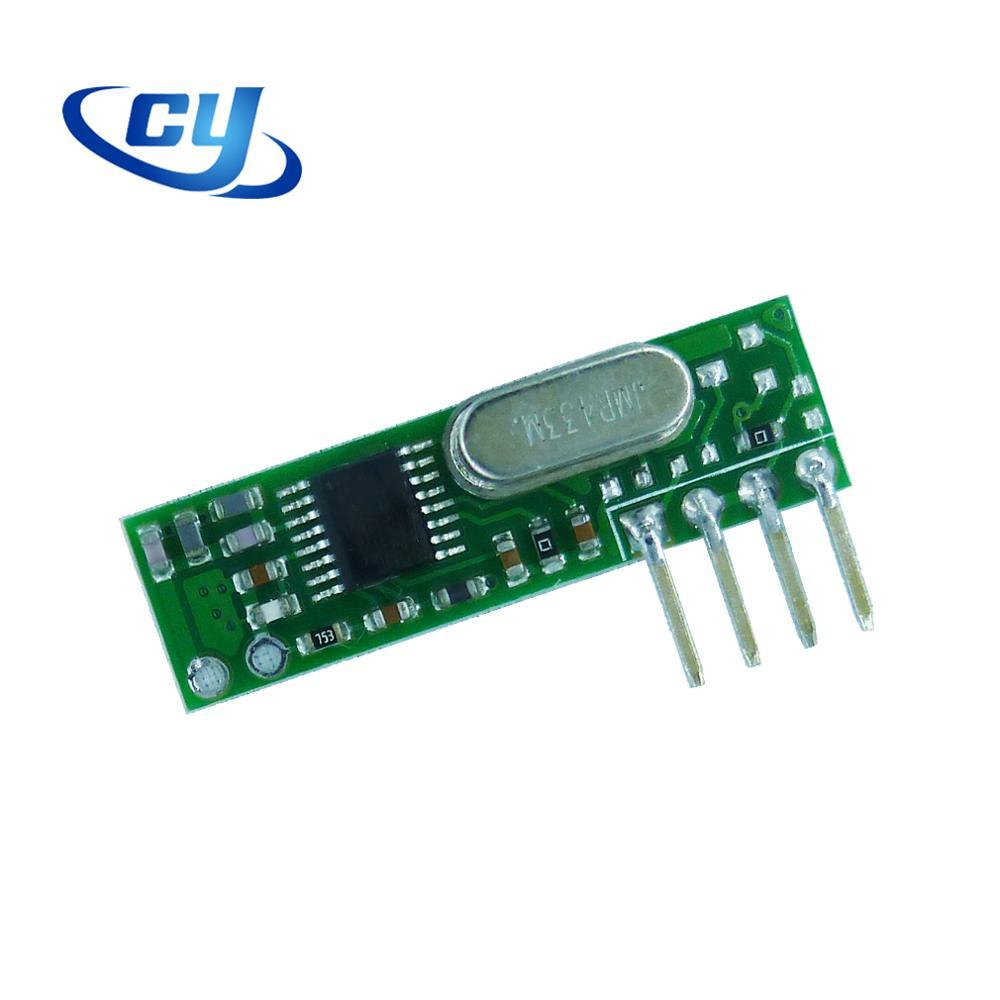 cy48 ask ook 433 92 315 long distance electronic circuit receivercy48 ask ook 433 92 315 long distance electronic circuit receiver module