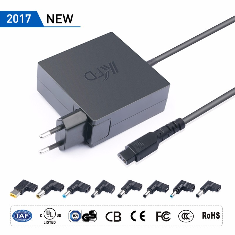 75-90w Universal adapter OEM ODM Q90 New Mold adapters hot in Europe Market