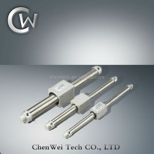 CY1B Magnetically Coupled Rodless Pneumatic Cylinder