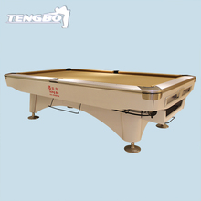 solid wood 8ft 9ft billard table cheap pool tables