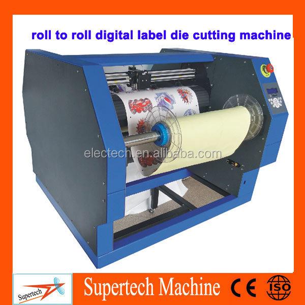 digital die cutting machine