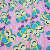 Custom design digital priting baby diaper PUL fabric for USA