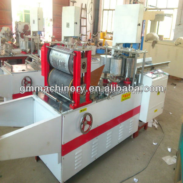 Full Automatic High Speed toilet paper cutting and rewinding machine,sanitary napkin machine price