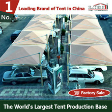 Two cars used metal carports tent car parking tent for sale