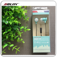 Colorful Gift Box Package Designer Earphone