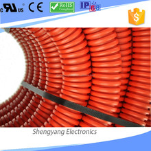 2017 New Hot Products SGS Approved 0.62 Inch Polyvinyl chloride plastic Hose Flexible Bellows Hose