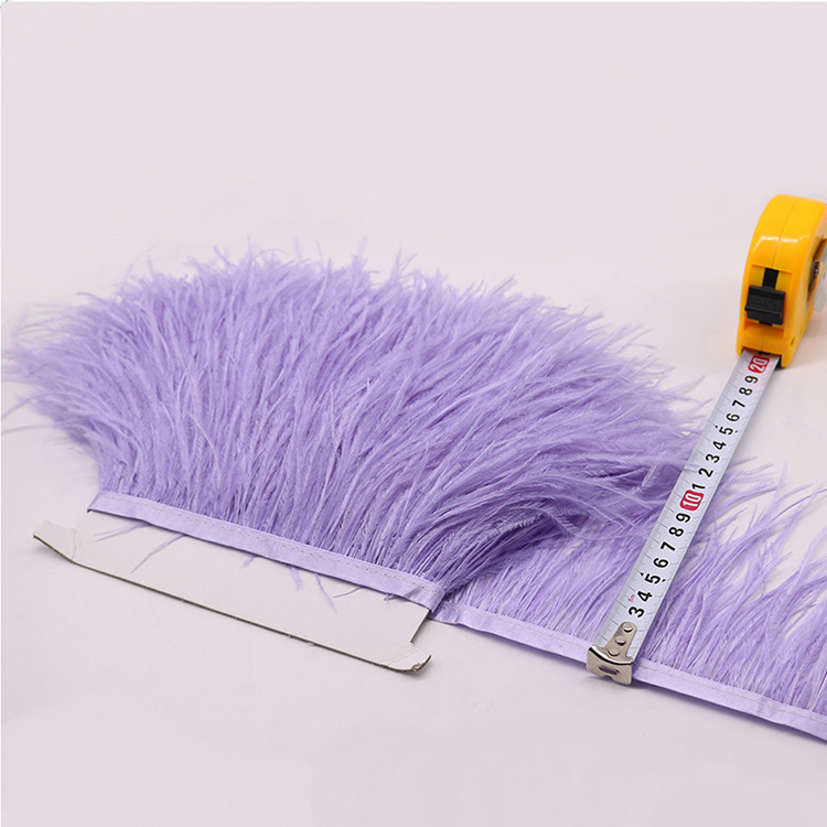 25 color ostrich feather trims party ostrich feathers for garment