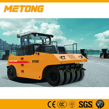 Fully Hydraulic road tyre roller