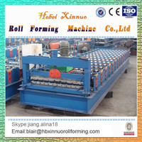 24-210-1050corrugated metal roofing and wall panels forming machine