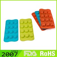 Cost Effective Superior Quality Fancy Foldable Silicone Ice Cube Tray Bpa Free