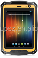 7.85'' IPS waterproof android tablet with rfid reader