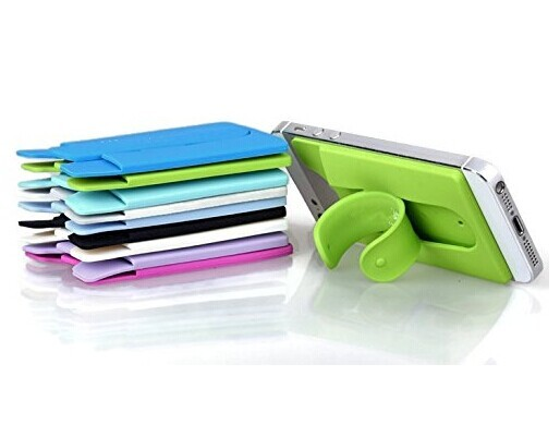 Cell Phone Wallet with Stand For Credit Card holder or business card