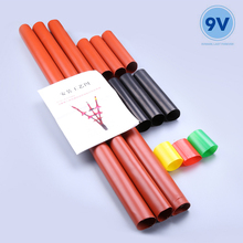 HV MV LV heat shrinkable cable straight termination kit