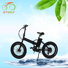 new product 500w motor folding aluminium electric bike with CE made in china for adults