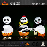 Good quanlity Cartoon Lantern of Kungfu Panda PO