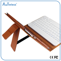 New Arrival Smart PU Leather Stand Wireless Bluetooth Keyboard Case For Ipad Air 5