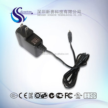 6W 12v 500ma US power AC DC adapter switching power supply