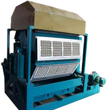 Semi automatic paper egg tray making machine india