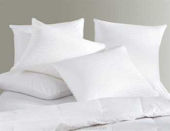 2014 hot sale high quality hotel bed linen pillow 0003