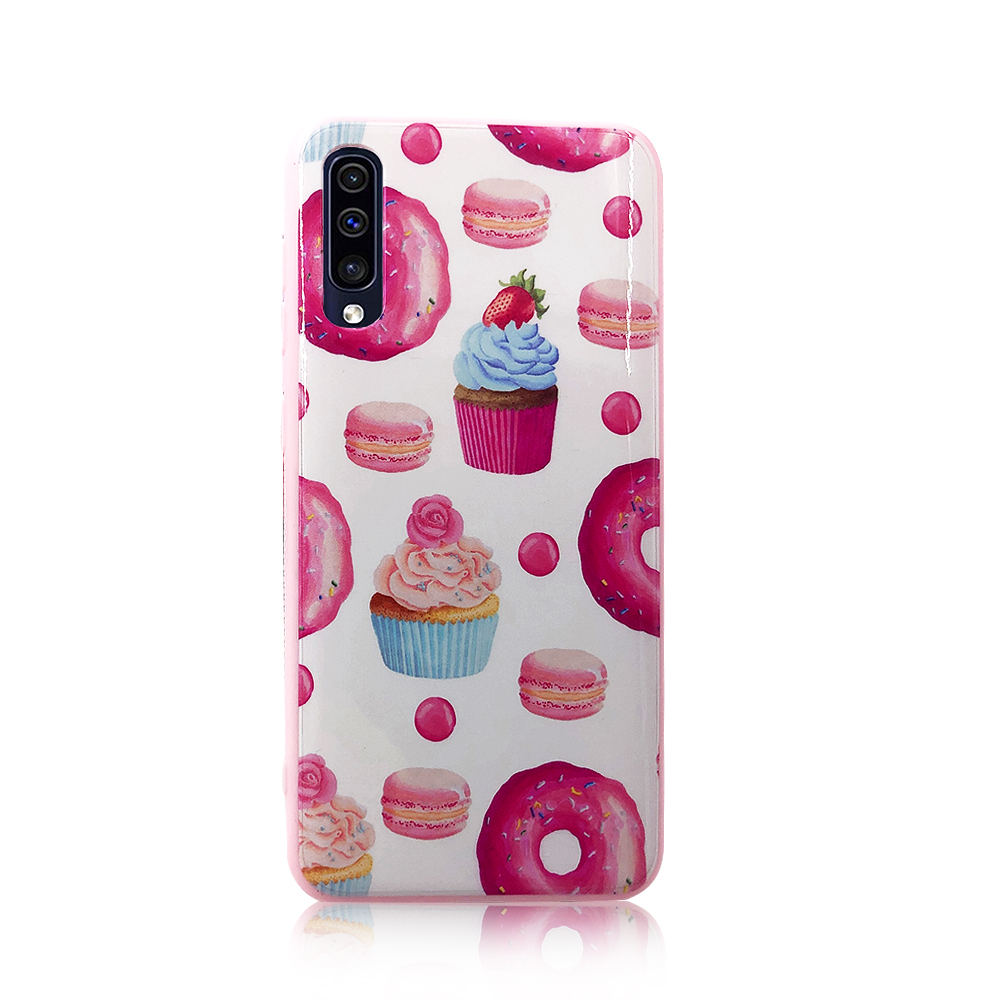 full gloss oil painting 3d phone cover for samsung galaxy <strong>A10</strong>