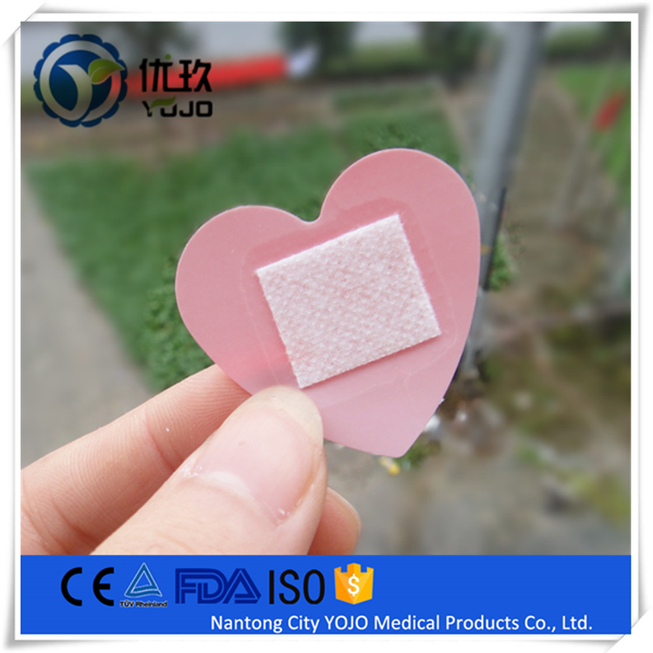 Medical Cartoon Band Aid, Customized Printed Bandage