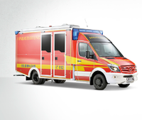 2016 MCU ambulance (management and the coordination of the rescue team ambulance )