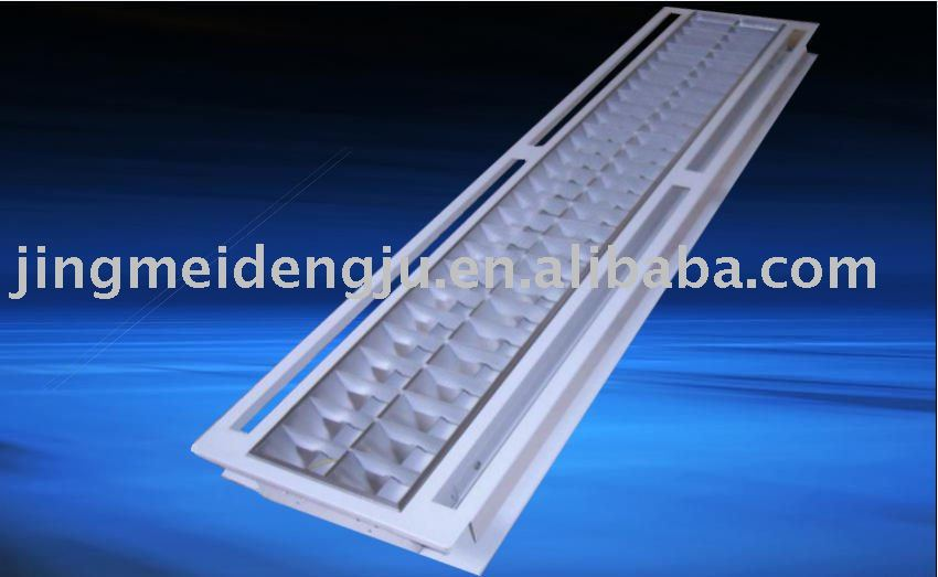 grille lamp(grid lamp,grille lighting) T5 2x28w