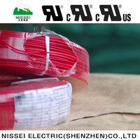 PVC COVER UL1569 18AWG HOOK-UP WIRE