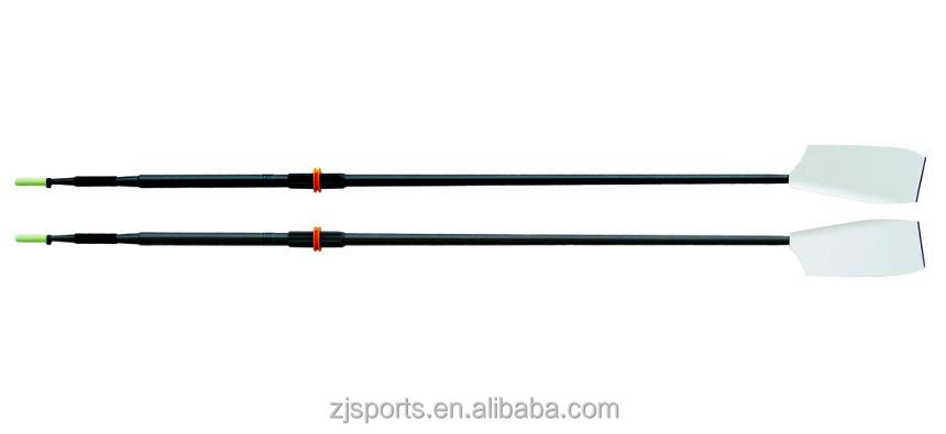 Hot Selling Fiberglass Blade sculling rc oars From China
