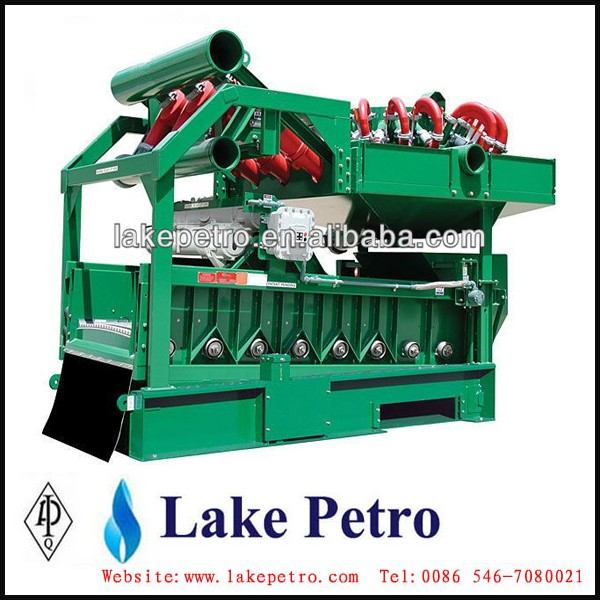 Best sale well drilling mud cleaner