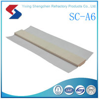 Welding ceramic strip backing material Applicable to steel welding