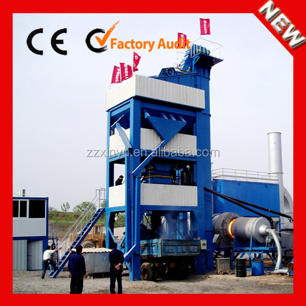 Xinyu Factory Price LB800 Stationary Asphalt Mixing Plant Price