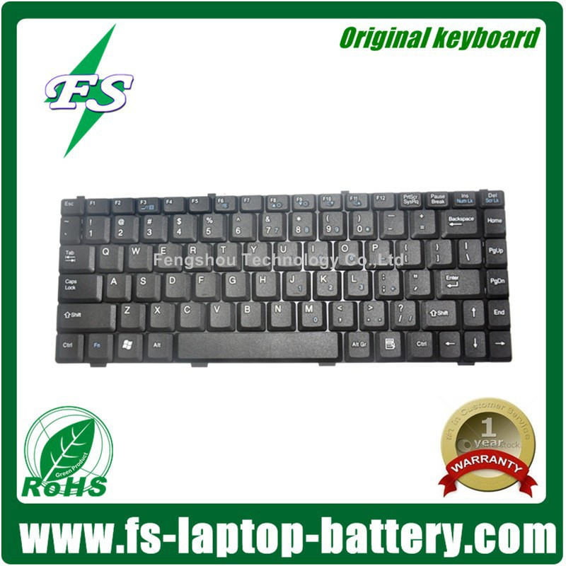 big sale Layout Original Laptop keyboard US UK RU Spanish for Toshiba Satellite 1700 1705 1710 1715 1730 1735 1750 1755 series