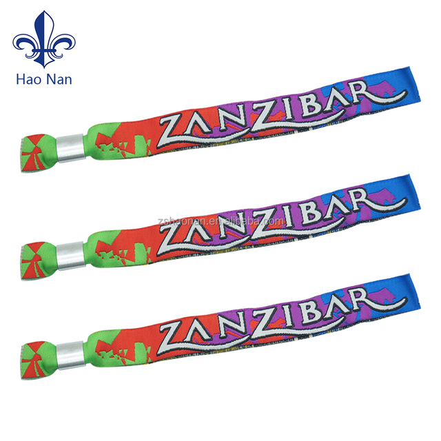 custom hand slogan wristbands with cute easter egg patternfrom china