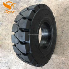 China Factory Sale Wholesales High Quality Forklift Solid Tyre 300-15