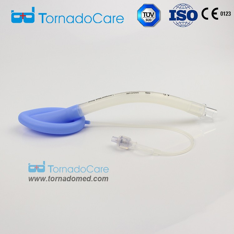 Wrapping paper disposable silicone laryngeal mask ce with CE certificate