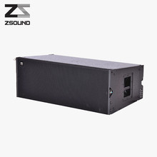 Zsound Pro line array factory active powerful indoor line array speaker
