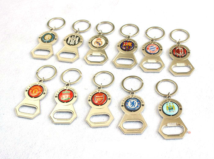 World cup 2014 metal keychain