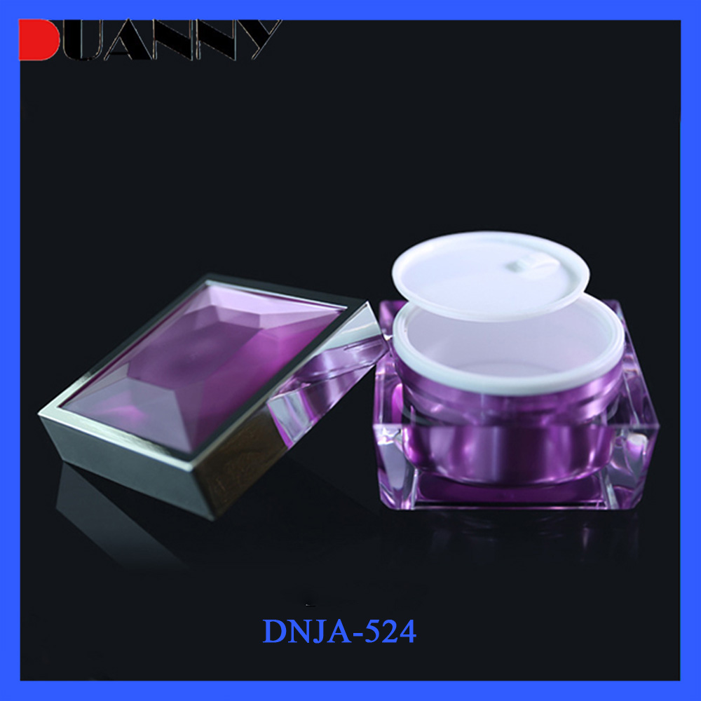 SQUARE ACRYLIC SKIN CARE PRODUCTS PACKAGING,SKIN CARE PRODUCTS PACKAGING