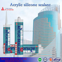 china cheap silicone sealant supplier / high quality household silicone sealant/ glass glue glass silicone sealant