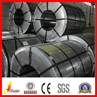 High quality yield strength galvanized steel for building material